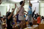 学生综合团体素质训练
