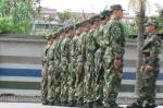 企业军事化训练