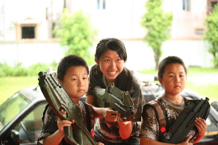 广州NLP夏令营 2013夏令营图片 精选