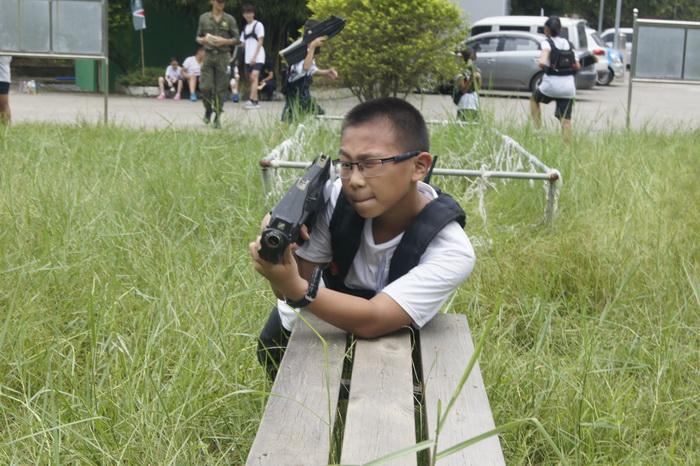 广州千秋业教育夏令营 NLP夏令营 8月16日 学员图片